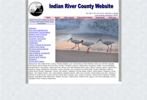 Indiana River County - CountyWebsite.com
