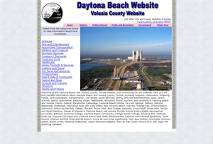 Daytona Beach - CountyWebsite.com