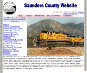 Saunders County Website - CountyWebsite.com