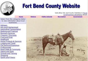 Fort Bend County Website - CountyWebsite.com