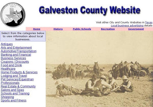Galveston County Website - CountyWebsite.com