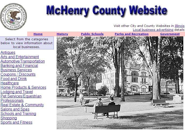 McHenry County Website - CountyWebsite.com