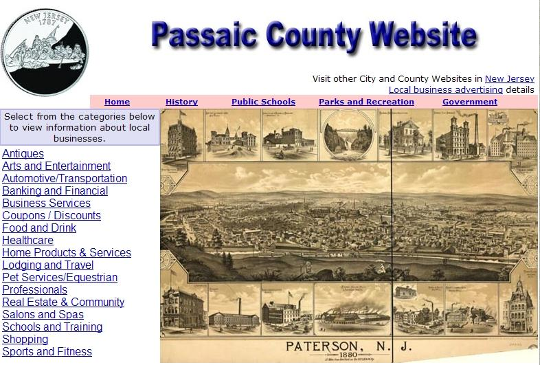 Passaic County Website - CountyWebsite.com