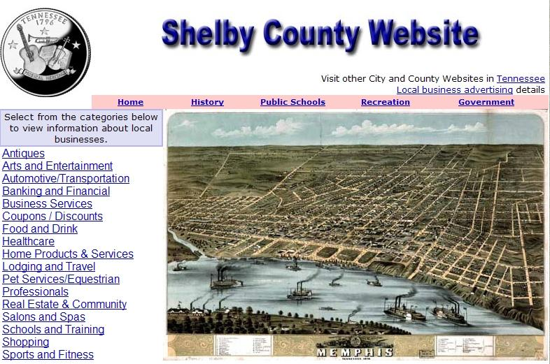 Shelby County Website - CountyWebsite.com