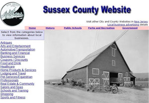 Sussex County Website - CountyWebsite.com