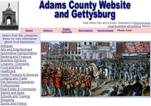 Adams County Website - CountyWebsite.com