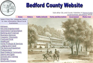 Bedford County Website - CountyWebsite.com
