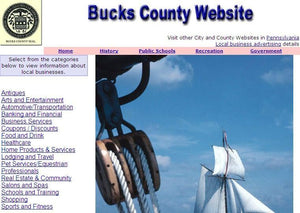 Bucks County Website - CountyWebsite.com