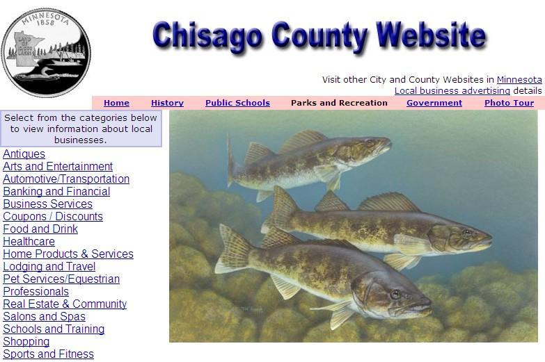 Chisago County Website - CountyWebsite.com