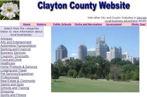 Clayton County Website - CountyWebsite.com