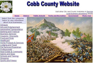 Cobb County Website - CountyWebsite.com