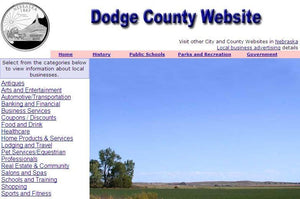 Dodge County Website - CountyWebsite.com