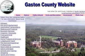 Gaston County Website - CountyWebsite.com