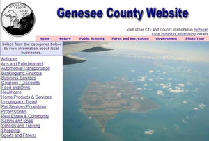 Genesee County Website - CountyWebsite.com