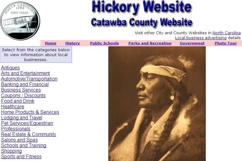 Catawba County and Hickory Website - CountyWebsite.com