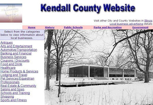 Kendall County Website - CountyWebsite.com