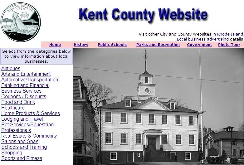 Kent County Website - CountyWebsite.com