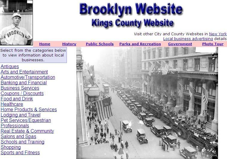 Kings County and Brooklyn Website - CountyWebsite.com