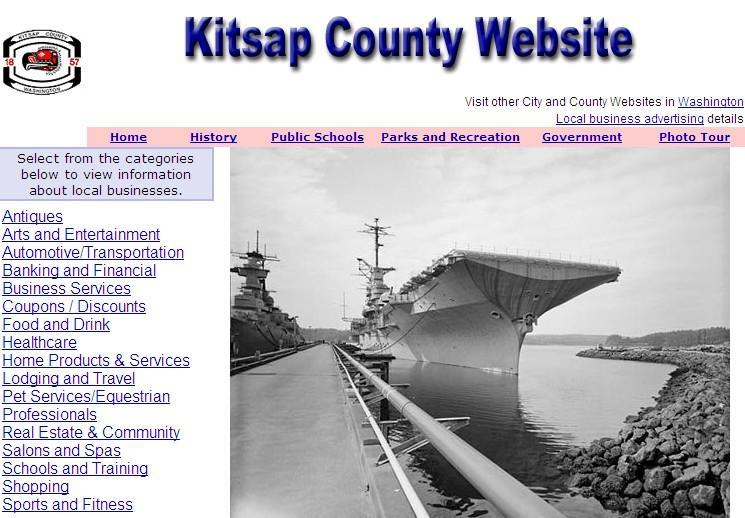 Kitsap County Website - CountyWebsite.com