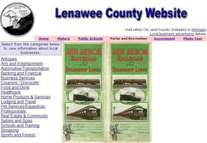 Lanawee County Website - CountyWebsite.com