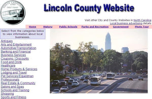 Lincoln County Website - CountyWebsite.com