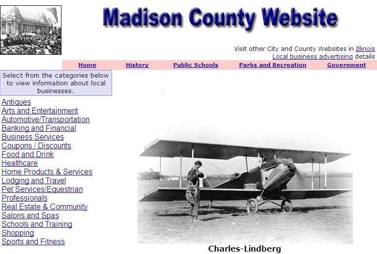 Madison County, Illinois Website - CountyWebsite.com