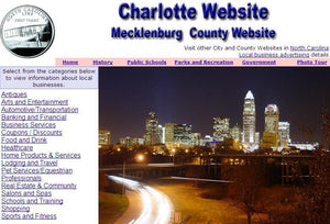 Mecklenburg County and Charlotte Website - CountyWebsite.com