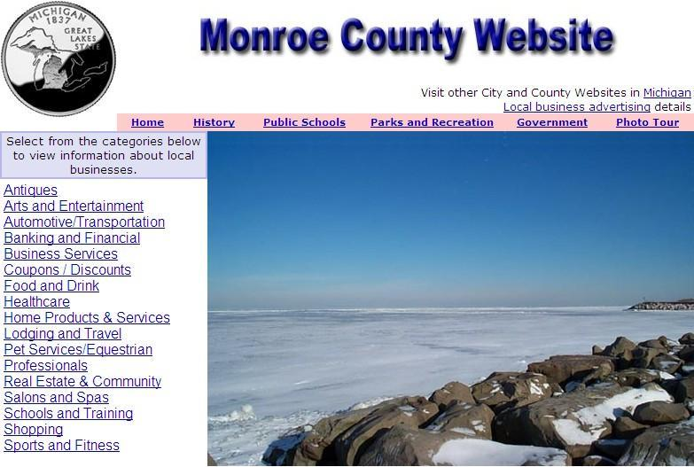 Monroe County Website - CountyWebsite.com