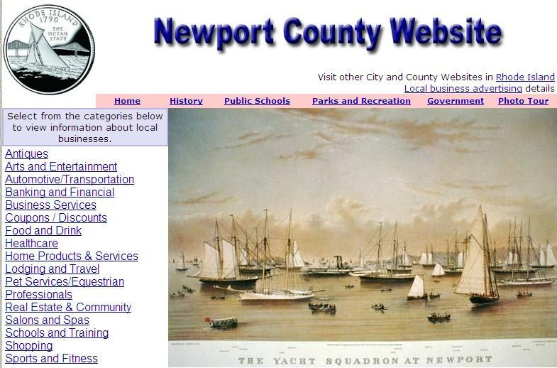 Newport County Website - CountyWebsite.com