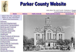 Parker County Website - CountyWebsite.com