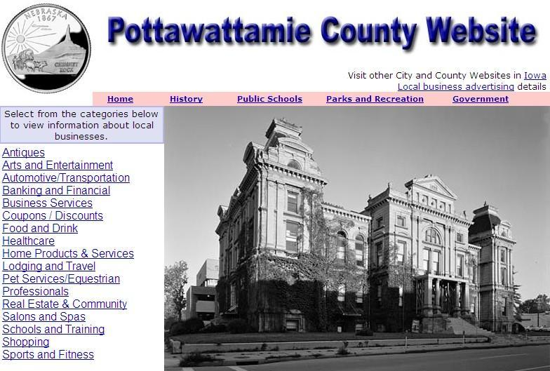 Pottawattamie County Website - CountyWebsite.com