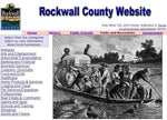 Rockwall County Website - CountyWebsite.com