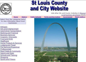 St. Louis Website - CountyWebsite.com