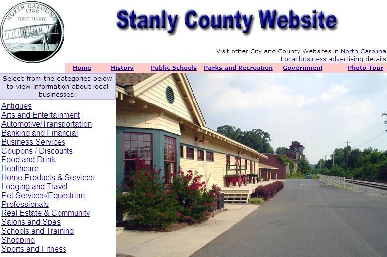 Stanley County Website - CountyWebsite.com