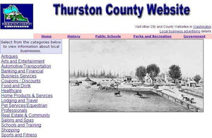 Thurston County Website - CountyWebsite.com