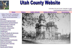 Utah County Website - CountyWebsite.com