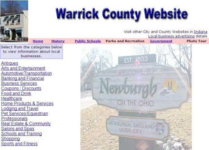 Warrick County Website - CountyWebsite.com