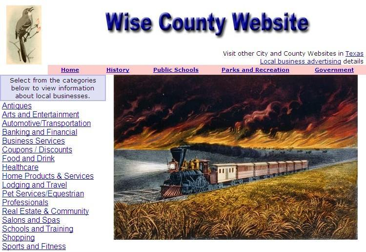 Wise County Website - CountyWebsite.com