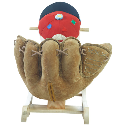Homer Baseball Chair Rocker