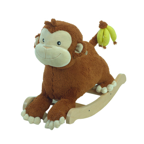 Rockabye | Plush Rockers | Animal Rockers & Rocking Horses