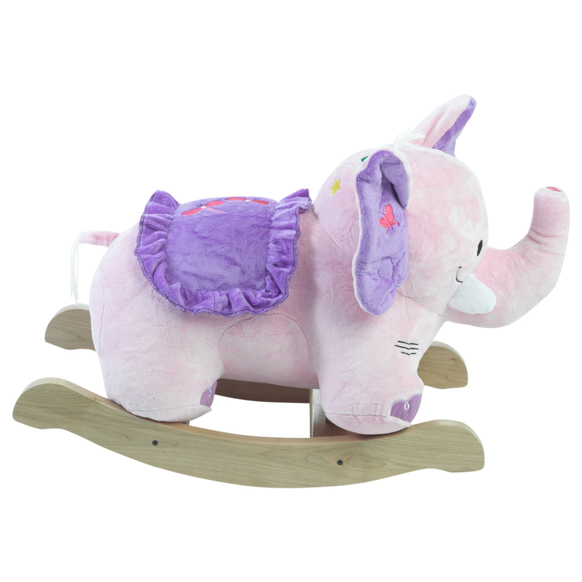 Bella the Pink Elephant Classic rockAbye