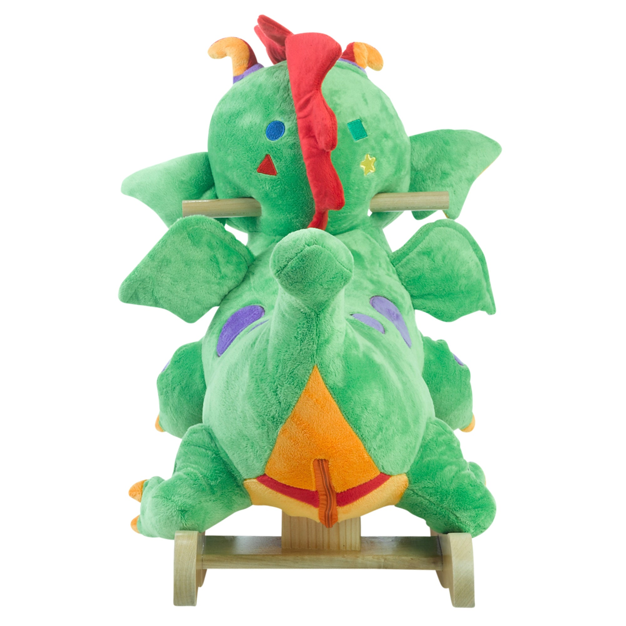 Poof the Green Dragon Classic rockAbye