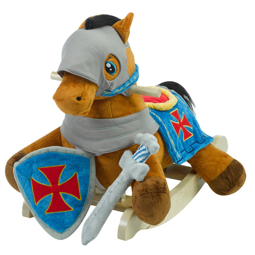 Knight's Horse rockAbye play set