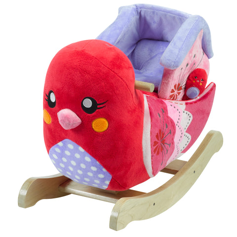 Owliver Green Owl Chair Rocker