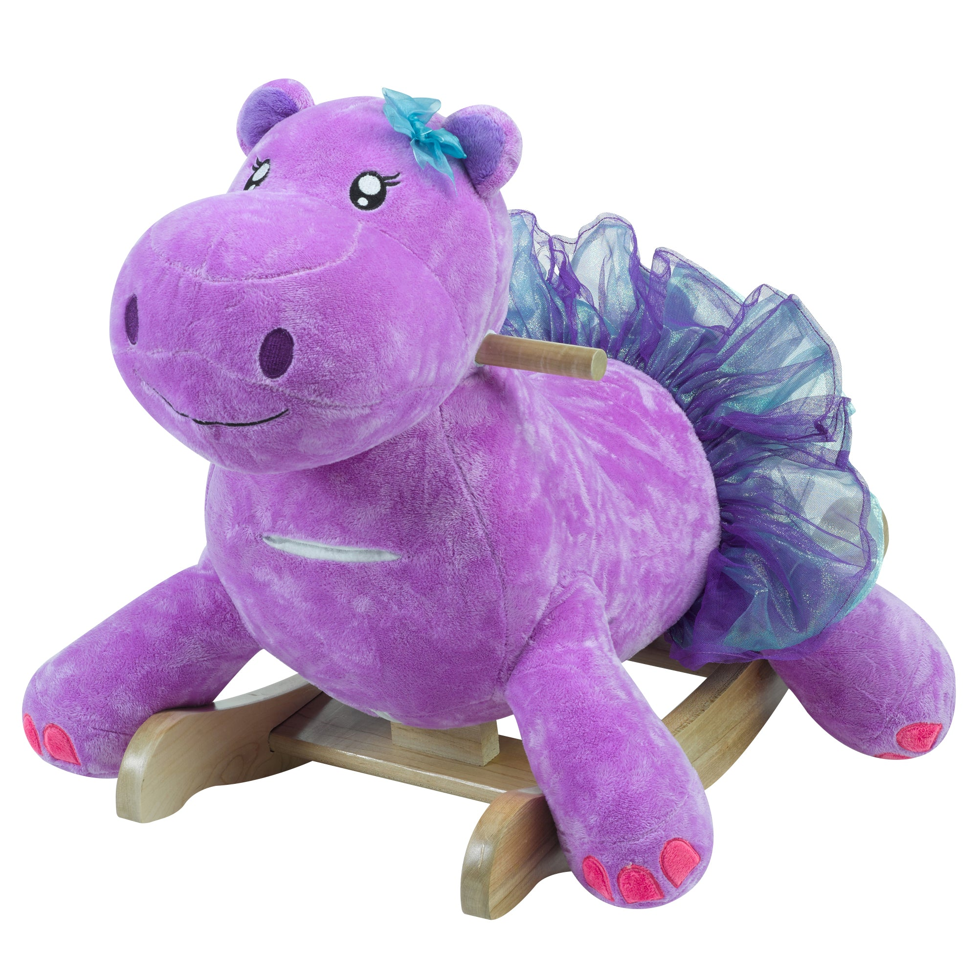 Gracie the Hippo Classic rockAbye