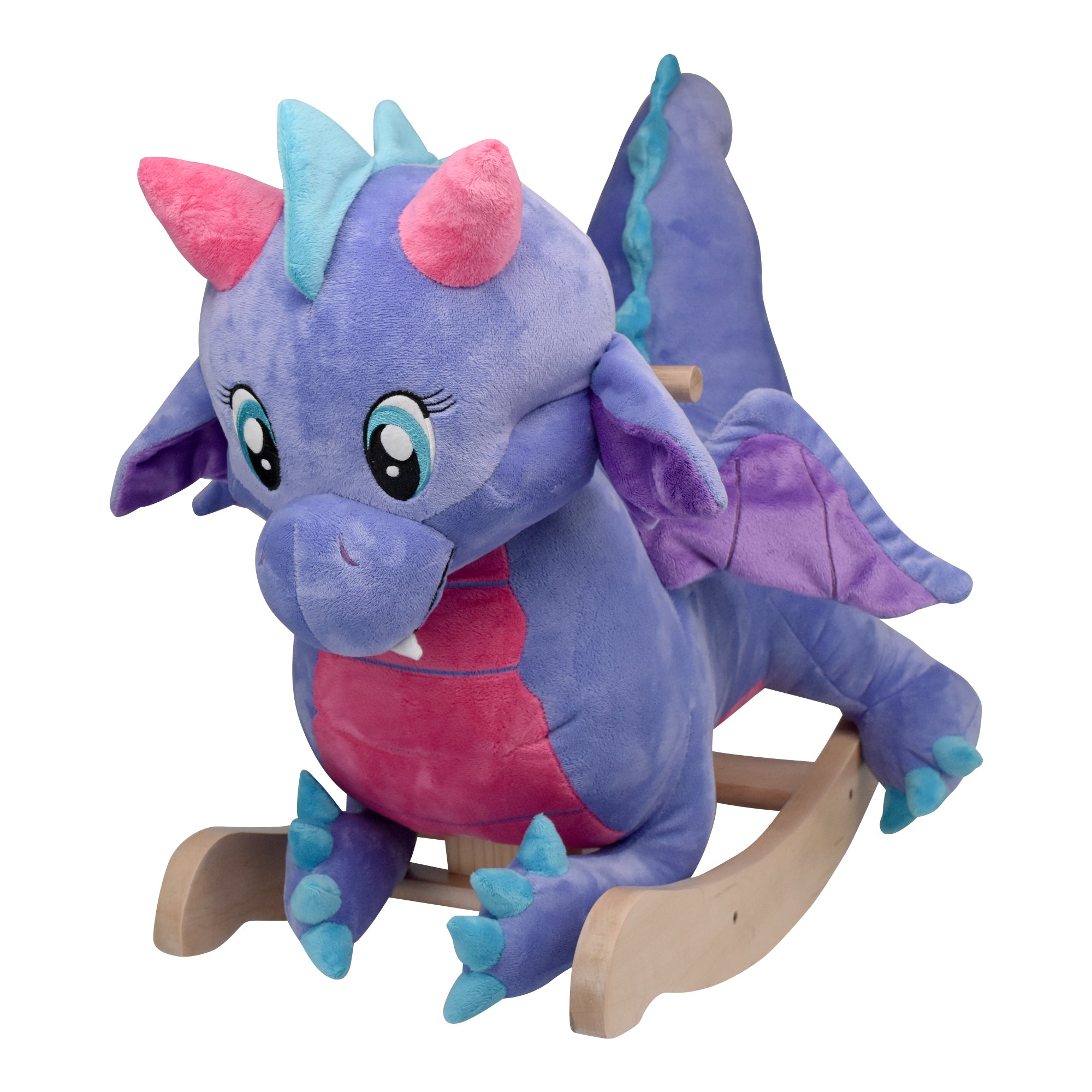 Puff the Periwinkle Dragon Classic rockAbye