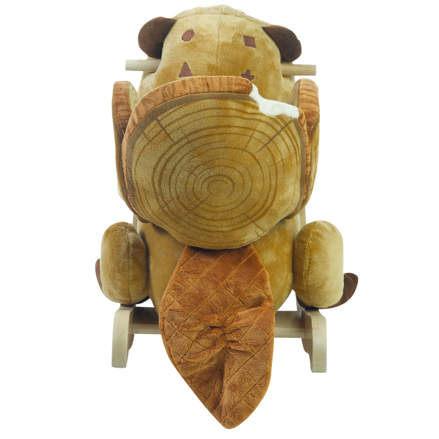 Buckee the Beaver Chair Rocker