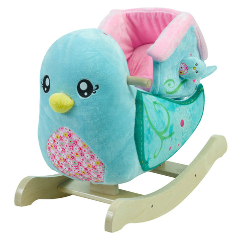 Honey the Bear Chair Rocker