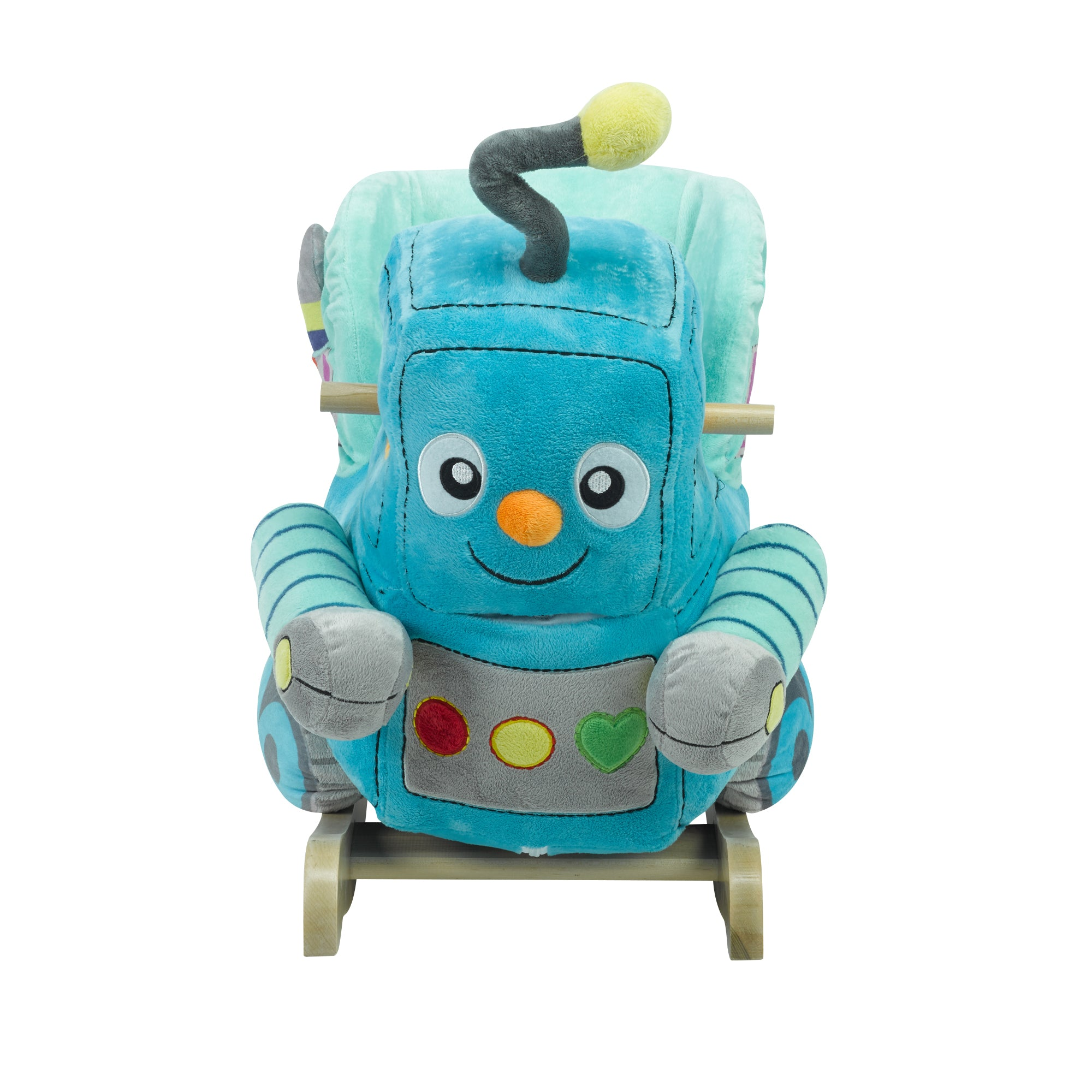 Chip the Robot Chair Rocker