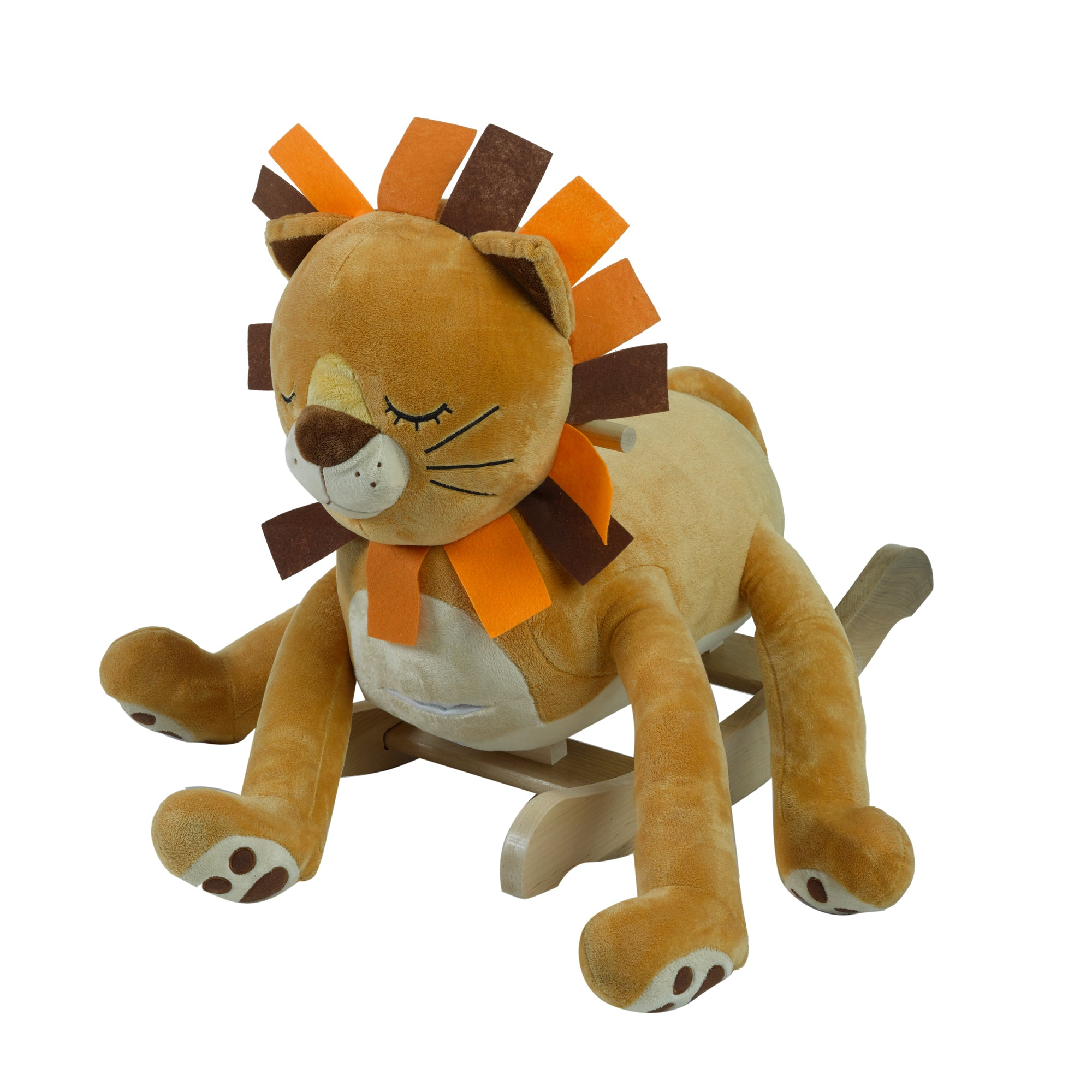 Lionel the Lion Classic rockAbye
